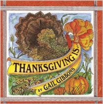 Books for kids: Thanksgiving Is