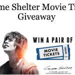 Ticket Giveaway! Gimme Shelter #GimmeShelter