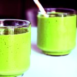 Cooking With Kids: Breakfast Green Smoothie