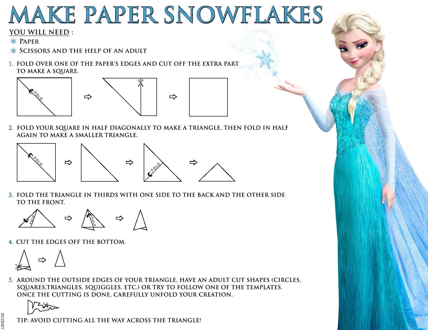 Disney S Frozen Activity Pages