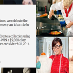 Curate for a Cause and Help Raise $25,000 for March of Dimes #ImBornTo