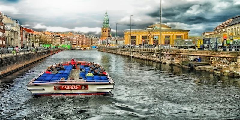 Copenhagen Weekend Fantasy Vacation.