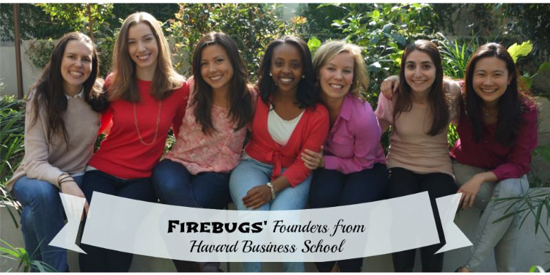 Firebugs book subscription to help empower young girls. Win a discount code.