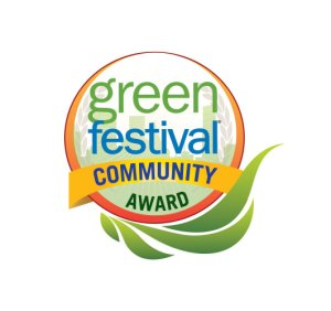 Green Festival CommunityAward the 2014 award was presented to the Arcadia Center for Sustainable Food and Agriculture.
