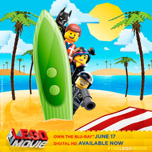 Lego Movie now available on Blu-Ray Enter to Win The Lego Movie Today #TheLegoMovie