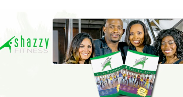 Review and Giveaway: Shazzy Fitness Christian Exercise DVDs