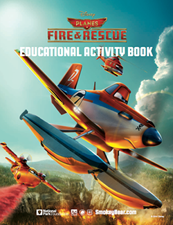 PLANES: FIRE & RESCUE Educational Activity Guide