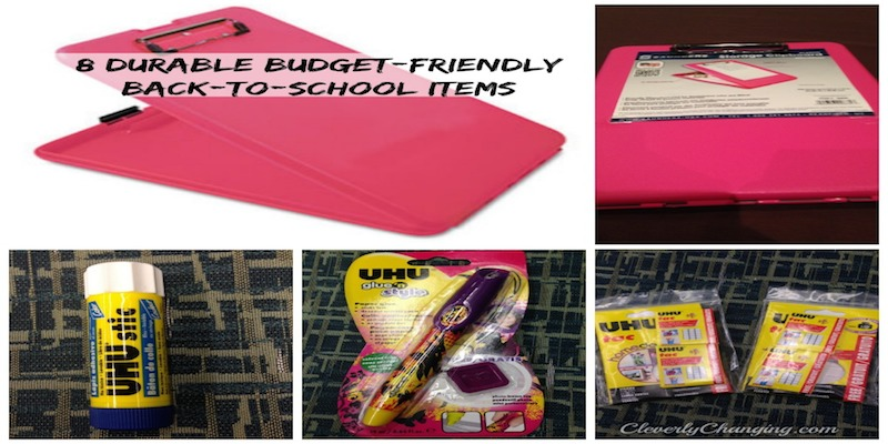 Shoplet Sanders Supplies Back to School Review