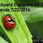 Summer Learning – Backyard Explorers Kit Giveaway