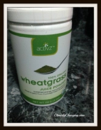 Activz Wheatgrass Review