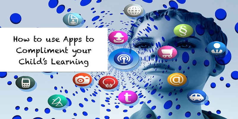 Use apps to build your children academic confidence and help practice new concepts via CleverlyChanging.com