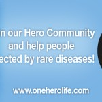 Hero Life Supports Rare Diseases