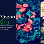 4 Vegan Side Recipes (Broccoli, Tofu, Kale and Carrots)