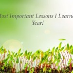 10 Lessons Learned This Year