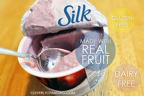 silk yogurt