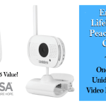 Giveaway: Win a Video Baby Monitor From LifebankUSA (3 Winners)