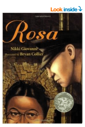 """Review """"Rosa"""" by Nikki Giovanni"""