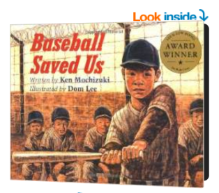 Review Baseball Saved Us by Ken Mochizuki