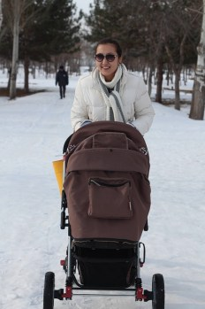 Infants and site-seeing: Dr. Alanna Levine Answers 3 Top New Mom Questions You've Always Wanted Answered