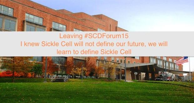 2015 NIH Sickle Cell Forum June 25 and June 26, 2015 Recap Post #sicklecell