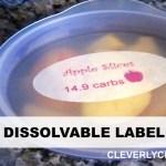 Review: Maco Dissolvable Labels