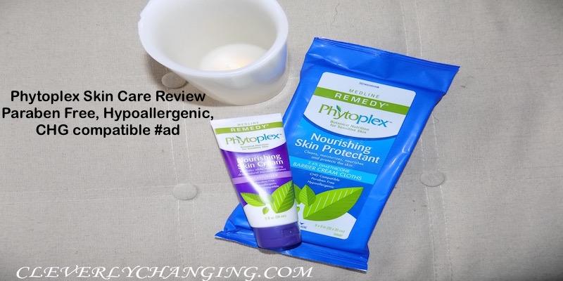 Phtoplex Skin Care #REVIEW #hypoallergenic #moisturizer