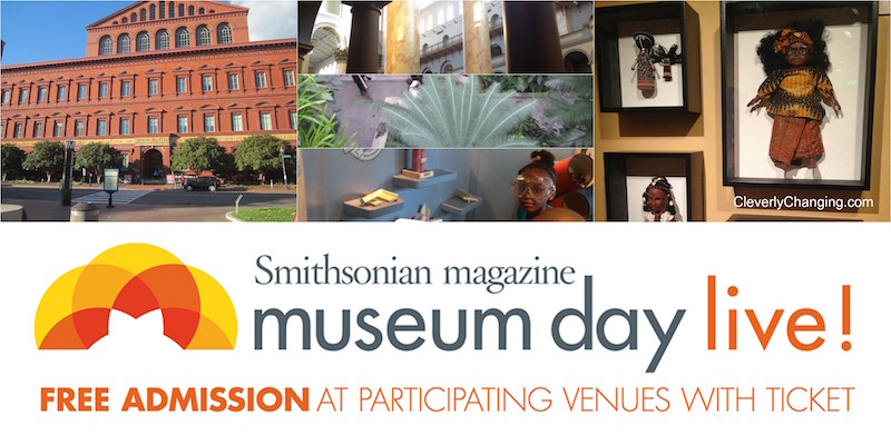 Learn more about Museum Day Live 2016