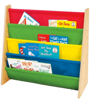 Tot Tutors Book Rack Image source: Amazon {aff}