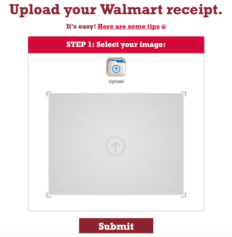 Upload your Walmart reciept for more chances to win #giveaway #sweeps