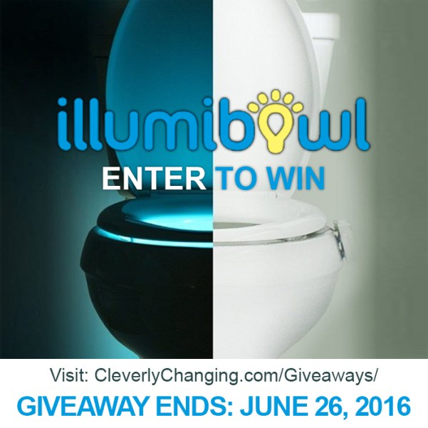 Illumibowl Giveaway enter until June 26, 2016