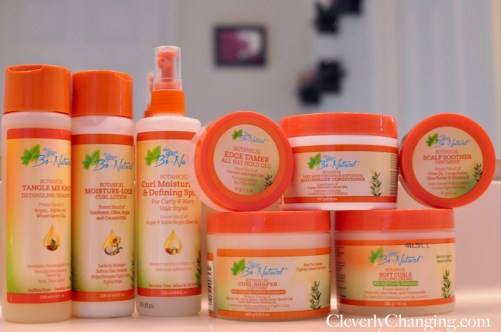 You Be-Natural Hair Products from a black owned hair company