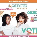 The LARGEST HAIR SHOW in the DMV is Sept. 18th
