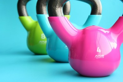 Exercise, health, kettlebells