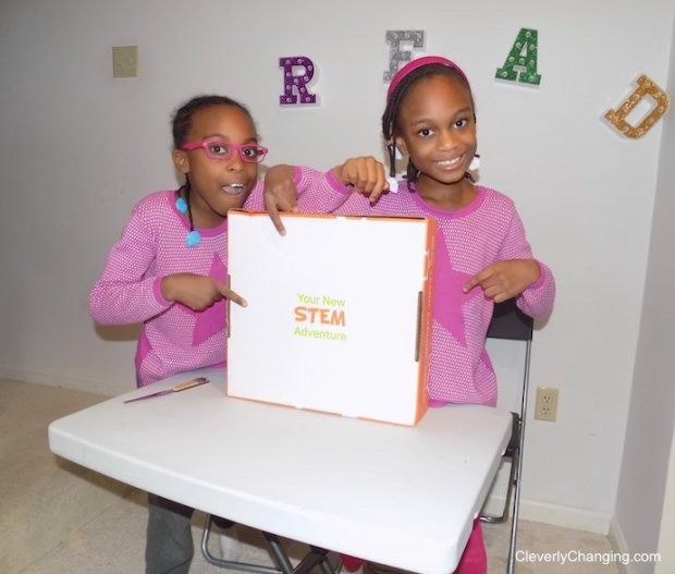 Stem Reads subscription box review