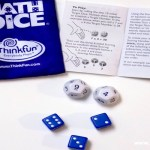 Math Dice: Practicing Mental Math at Home