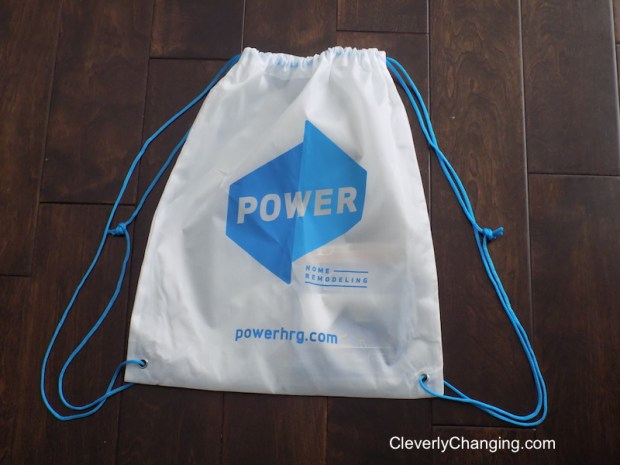 Powerhrg Energy Company giveaway at the DC Green Festival
