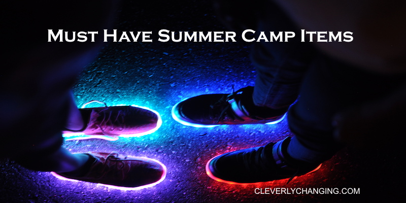10 Must Have Summer Camp Items