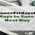 Finance Friday: Five Ways to Save at Best Buy