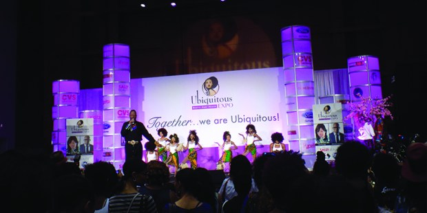 Ubiquitous Health and Beauty Expo 2017