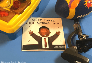 Riley Can Be Anything Blogger Book Review