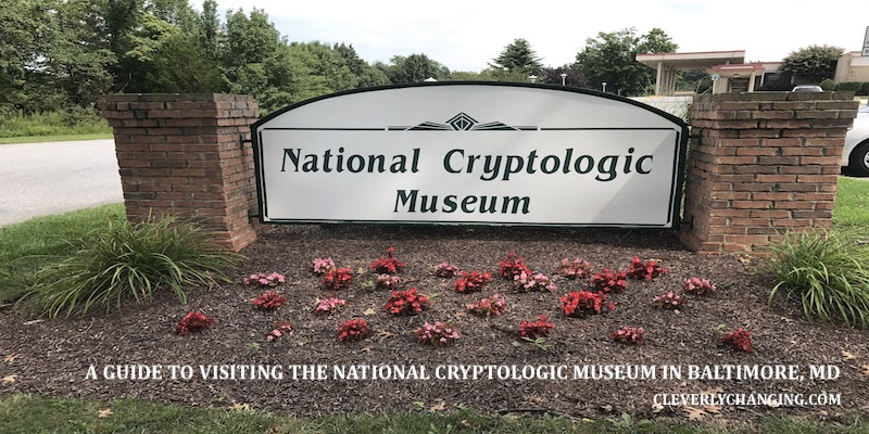 The National Cryptologic Museum