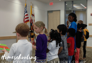 10 question guide to choosing the right co-op #homeschool #homeeducation #quotes