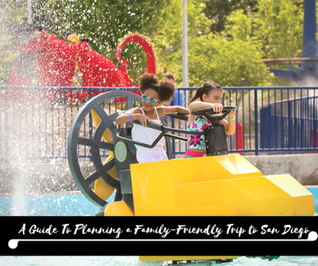 A Guide To Planning a Family-Friendly Trip to San Diego 7 featured destinations like Legoland