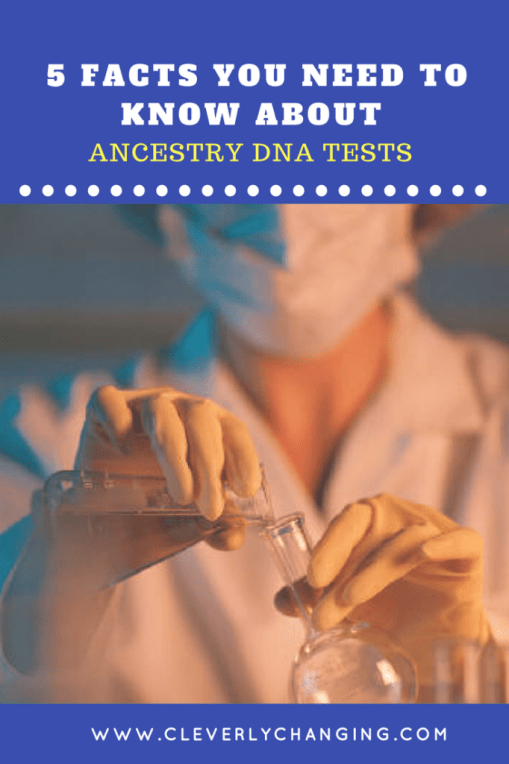 ANCESTRY DNA TESTS