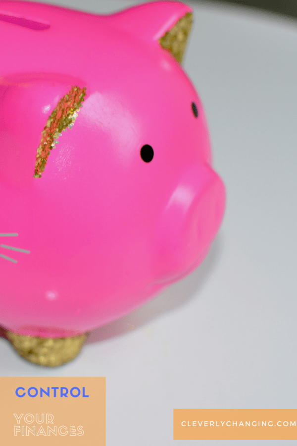 Piggy Bank - Control your finances