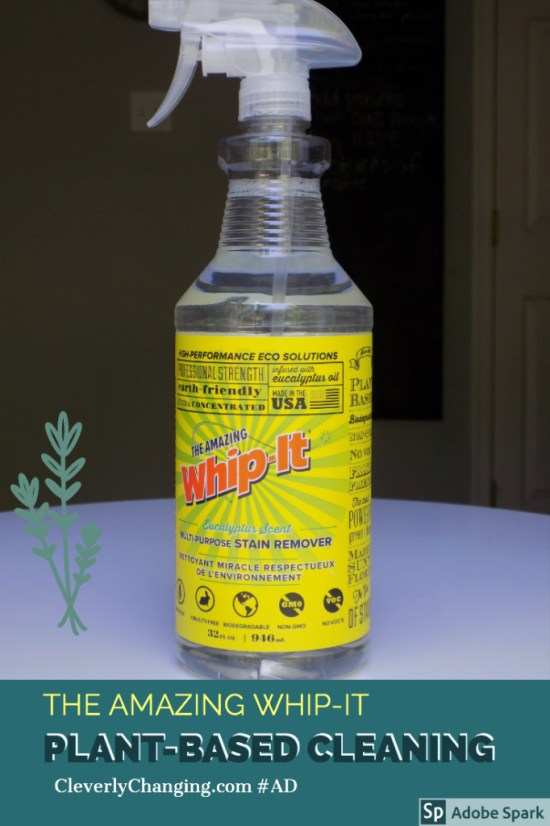 Whip it Plant Based Stain Remover