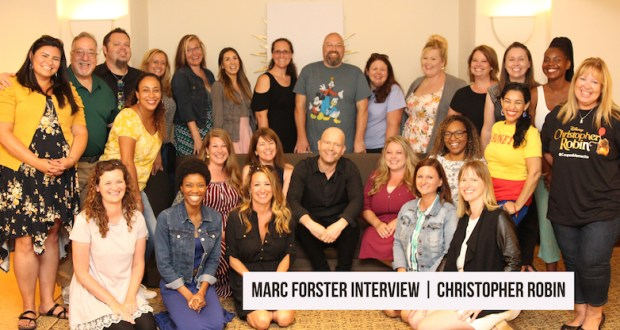 Marc Forster Interview