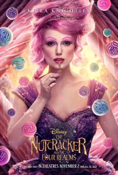 Keira Knightley The Nutcracker