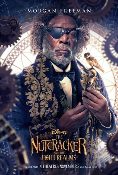 Morgan Freeman The Nutcracker