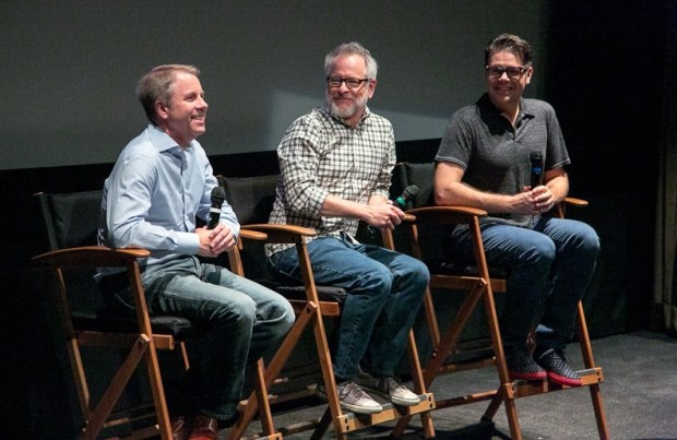 Directors in the film Ralph Breaks the Internet